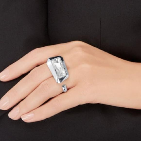 fd2275e5c Swarovski Jewelry | Authentic Atelier Ring 55 | Poshmark